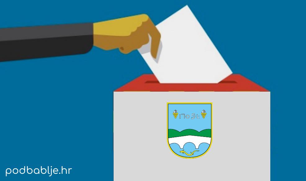 Rezultati izbora za Mjesne odbore u Općini Podbablje