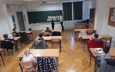 Program ranog učenja engleskog jezika u DV Ribica